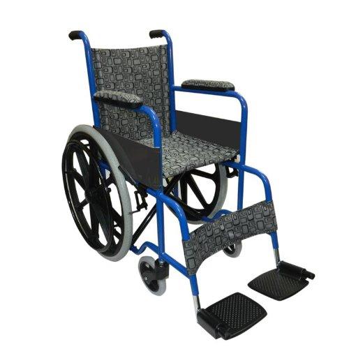KosmoCare Dura Junior Foldable Wheelchair for Children (Regular)