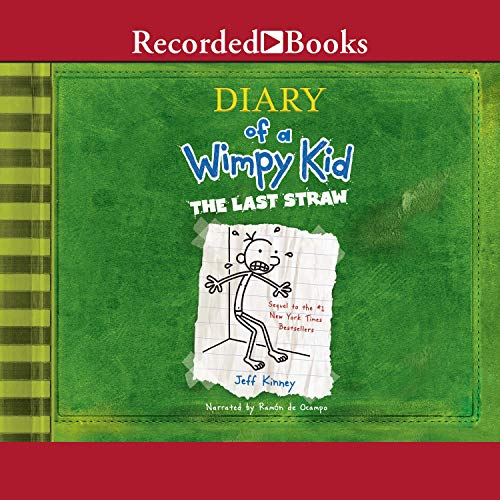 The Diary of a Wimpy Kid Audiobook By Jeff Kinney cover art