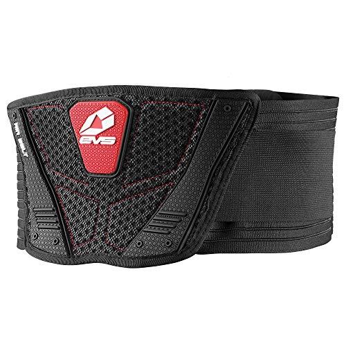 EVS Sports Men's EVS Air Kidney Belt (Black, Medium)