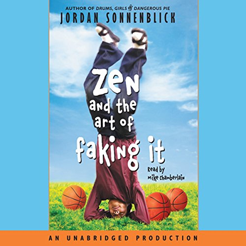 Zen and the Art of Faking It audiobook cover art
