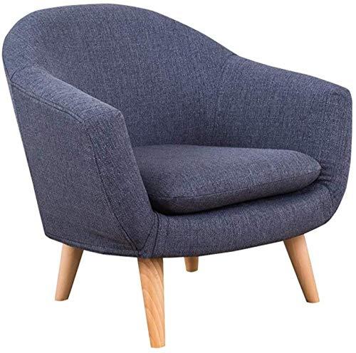 Sofá moderno para balcón, salón, ocio, silla de juegos, silla para casa, oficina, sillón reclinable para niños, sillón reclinable con funda de asiento extraíble para sala de estar (C