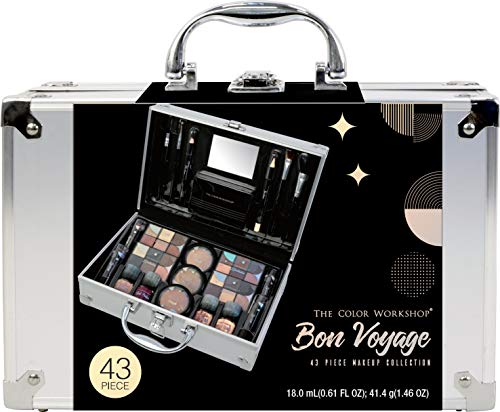 Markwins Bon Voyage Makeup Set-The Color Workshop-Un Kit de