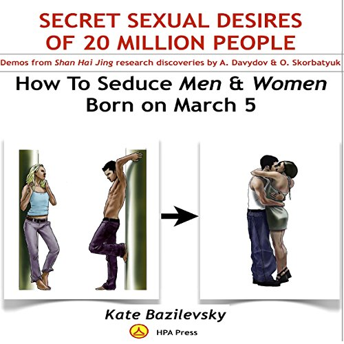 Secret Sexual Desires of 20 Million People audiobook cover art