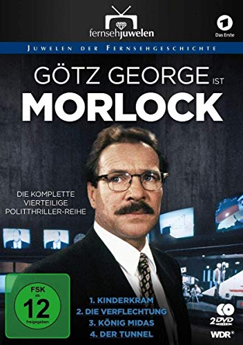 Morlock - Die komplette Reihe in 4 Spielfilm-Teilen (Fernsehjuwelen) [2 DVDs]