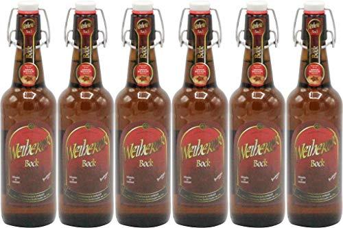 Brauerei Kundmüller - Weiherer Bock (6 Flaschen) I Bierpaket von Bierwohl