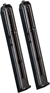 GameFace SM2C11 Magazine For GameFace SAMC11 Airsoft Pistol, 2-Pack