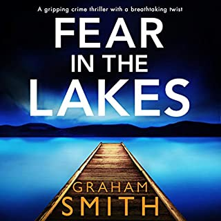 Fear in the Lakes cover art
