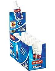 BIC - Tipp-Ex líquido blanco corrector (Paquete de 10)