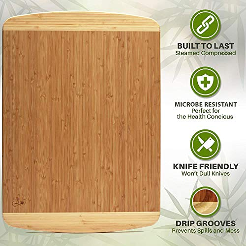 Greener Chef Cutting Boards (XL (18 x 12.5 Inches))