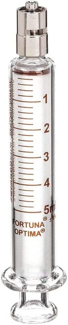 Glass Many popular brands 5 ☆ popular Syringe Metal Luer mL Lock