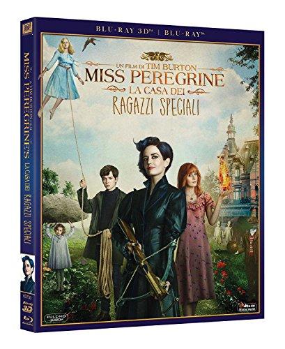 Miss Peregrine - La Casa dei Ragazzi Speciali (Blu-Ray + Blu-Ray 3D);Miss Peregrine's Home For Peculiar Children [Import italien]