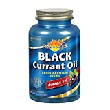Health from the Sun Black Currant Oil 1000mg, 60-Count