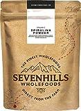 Sevenhills Wholefoods Spirulina-Pulver Bio 1kg
