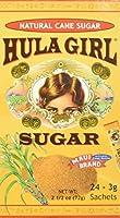 フラガール マウイシュガースティック 24本 【Hula Girl Maui Sugar Stick 24pcs】