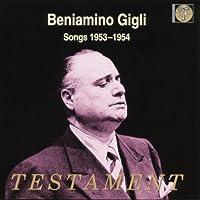 Songs 1953-54