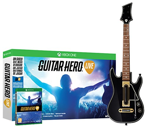 Guitar Hero Live [Bundle] - Xbox One