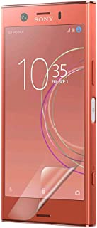 Celicious Matte Anti-Glare Screen Protector Film Compatible with Sony Xperia XZ1 Compact [Pack of 2]