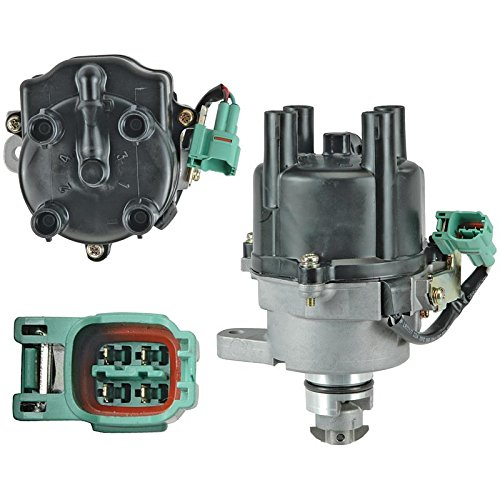 New Distributor Replacement For 1995 1996 1997 Toyota Celica ST Corolla DX LE & GEO Prizm 94855714, 19050-16030