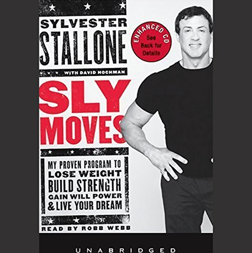 Sly Moves audiobook cover art