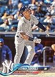 2018 Topps Baseball #699 Gleyber Torres Rookie Card - His Official Topps Rookie Card. rookie card picture
