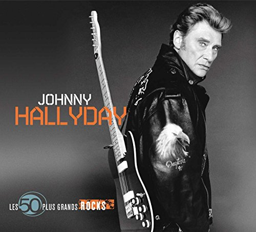 Les 50 Plus Grands Rocks de Johnny Hallyday (Coffret 3 CD)