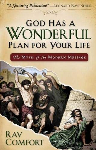 Image of God Has a Wonderful Plan for Your Life: The Myth of the Modern Message