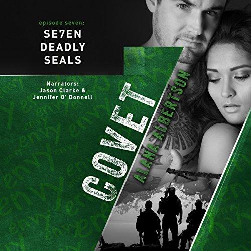 Covet audiobook cover art