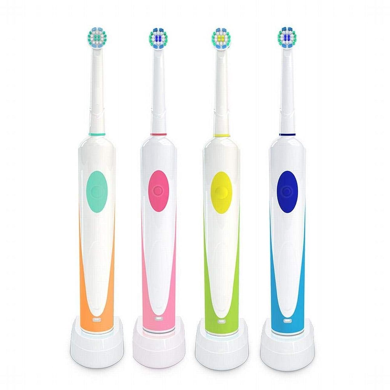 感嘆符惨めな試みMayalina 電動歯ブラシ全自動スマート電動ガム子供用歯ブラシ歯ブラシヘッド電動歯ブラシヘッド (色 : ピンク)