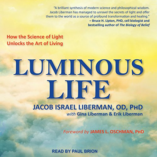 Luminous Life audiobook cover art