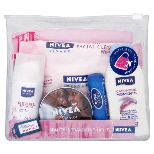 Nivea Women Travel Essentials Pack