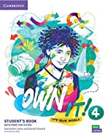 Own it! Level 4 Student's Book with Practice Extra (New Lower Secondary Courses)
