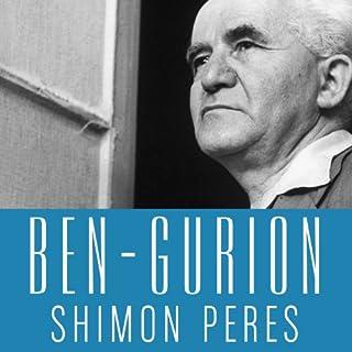 Ben-Gurion cover art