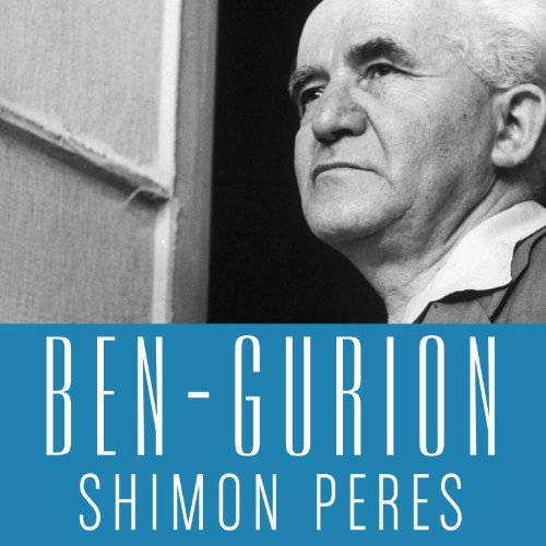 Ben-Gurion audiobook cover art