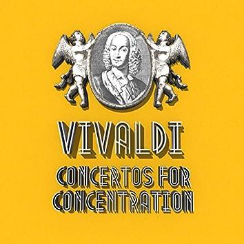 Vivaldi: Concertos for Concentration