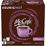 McCafe French Roast Keurig K Cup Coffee Pods (18 Count)