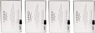 4-Pack Creed Aventus for Men Eau de Parfum 0.08 oz Vial On Card