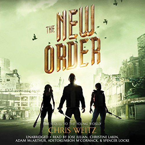 The New Order cover art
