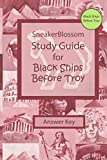 Study Guide for Black Ships Before Troy - Answer-Key