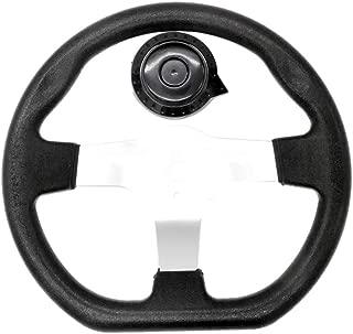 TOOGOO 270Mm Off-Road Kart Steering Wheel for Electric Go Kart Off-Road Scooter Karting Balance Car