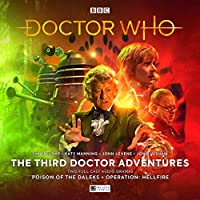 The Third Doctor Adventures Volume 6 (Doctor Who The Third Doctor Adventures)