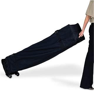 E-Z UP 10' Deluxe Roller Bag , Fits 10'x10' E-Z UP Eclipse, HUT, Enterprise