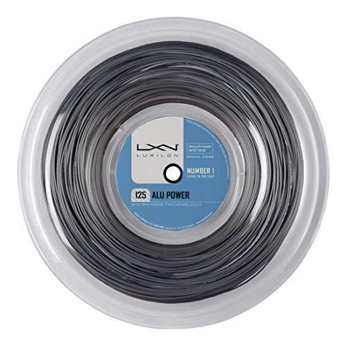 Luxilon Alu Power 220m 1.25mm plata