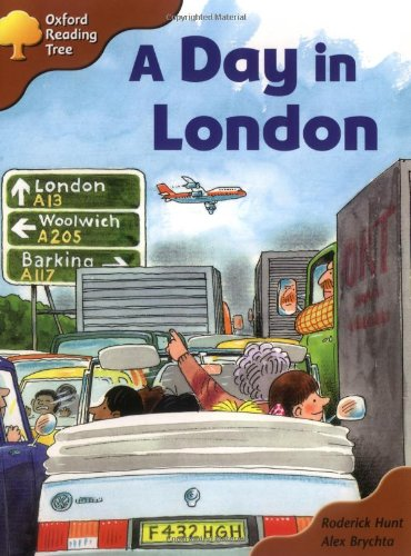 Oxford Reading Tree: Stage 8 Storybooks: A Day in Londonの詳細を見る