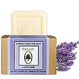Olivia Care Premium Bath & Body Bar Soap   Organic, Vegan & Natural   Olive Oil   Repairs, Hydrates,...