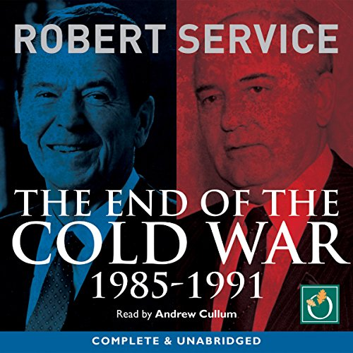 The End of the Cold War audiobook cover art