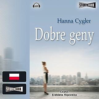 Dobre geny cover art