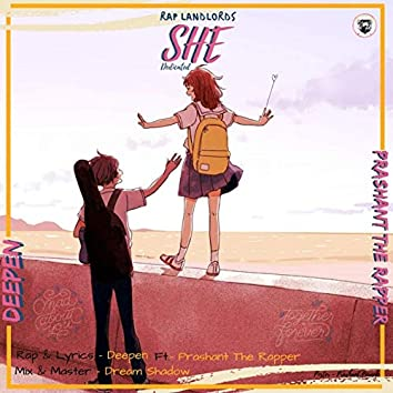 She (feat. Prashant The Rapper)