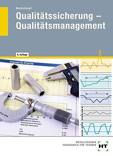 Qualitätssicherung - Qualitätsmanagement