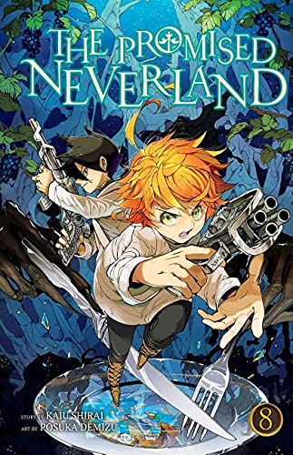 The Promised Neverland, Vol. 8, 8: The Forbidden Game
