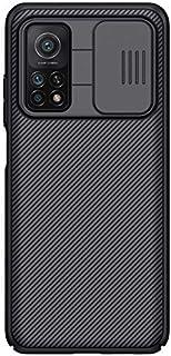 جراب AREDING لهاتف Xiaomi Mi 10T5G/Xiaomi Mi 10T pro 5G، جراب واقٍ نحيف CamShield Pro مع واقي للكاميرا من مادة PC الصلبة و...